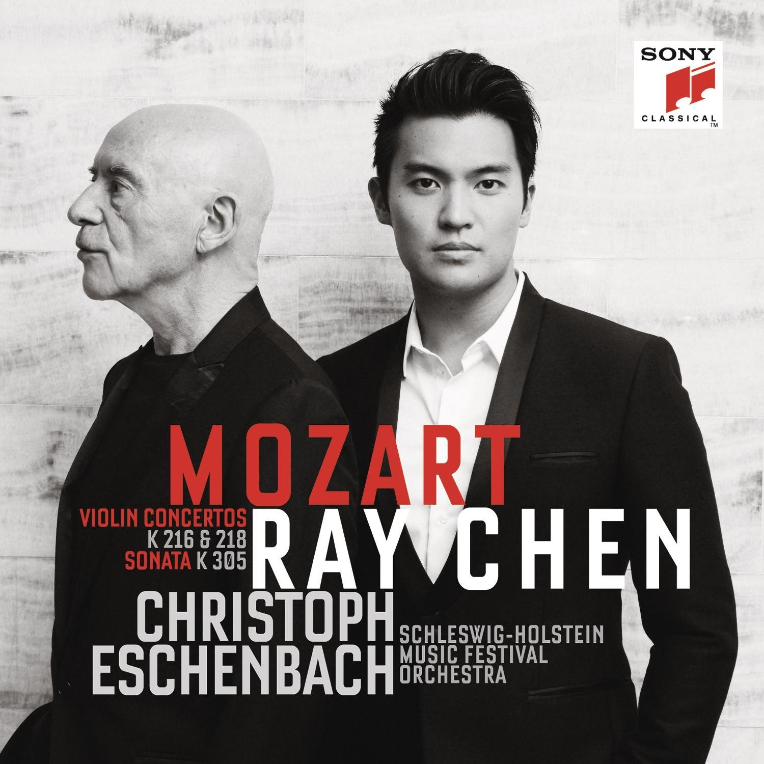 Ray Chen & Christoph Eschenbach: The Spirit of Mozart